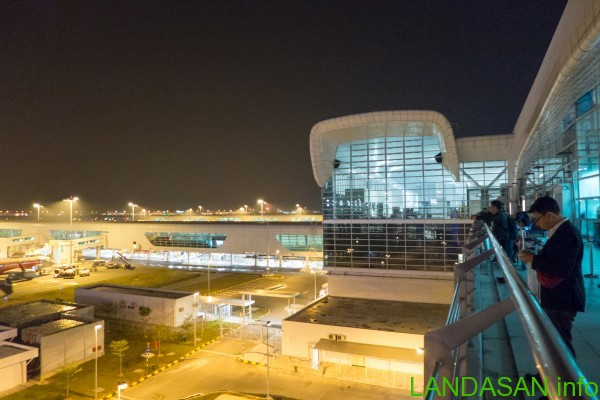 klia2 Terminal, KL International Airport 2014-10-14 06.05.44